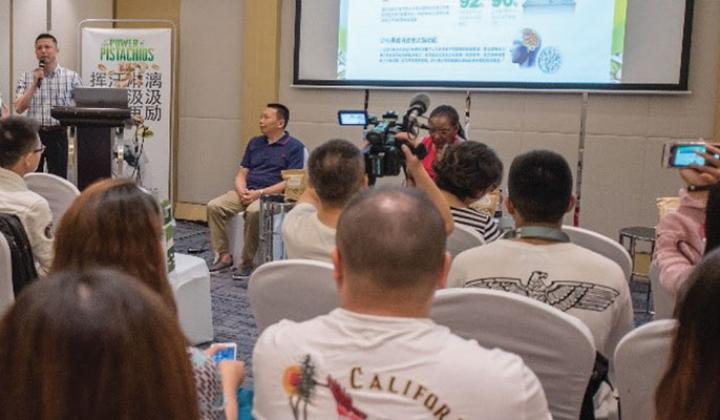 Journalist Event in China